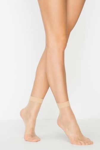 Picture of Barely There 5 Den Socket Tights  Skin