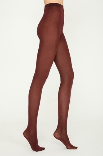 Picture of Micro 70 Tights   Burgundy