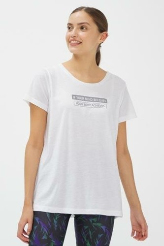 Picture of Reflected Tshirt White