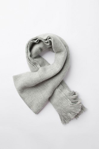 Picture of Basic Scarf Grey