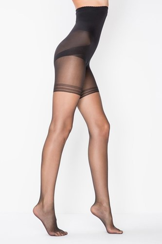 Picture of Body Control Tights Black