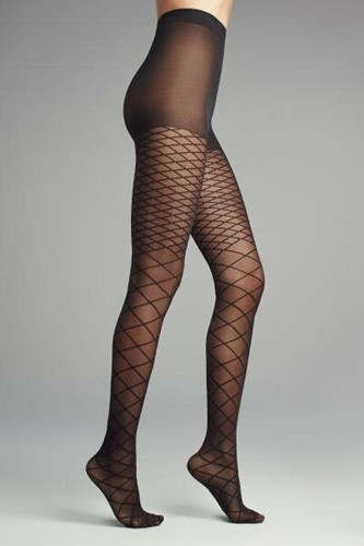 Picture of Charm Tights Black