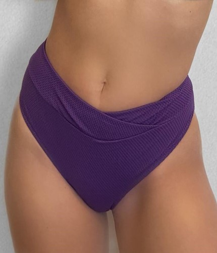 Picture of Violet Wrap Bottom Purple